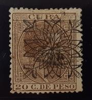 Cuba N88 - Cuba (1874-1898)