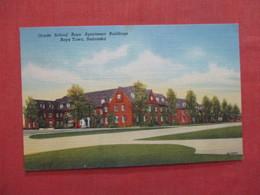 Grade School Boys Apartment Buildings    Boys Town   - Nebraska >   Ref 3983 - Autres