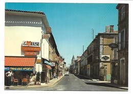 MANSLE - La Rue Principale - Mansle