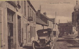 Villeblevin : Rue Principale - Villeblevin