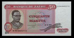 # # # Banknote Zaire 50 Makuta 1979 UNC # # # - Zaïre