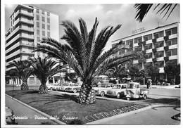 Grosseto - Piazza Della Stazione - Auto, Car, Voitures, Ape Piaggio. - Grosseto