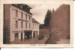 19 - Meymac - Modern Hôtel - France