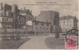57 - THIONVILLE - PROMENADE KRAUSER ET TOUR AUX PUCES - Thionville