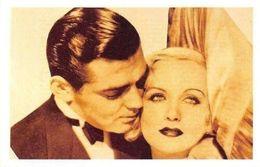 Carole Lombard And Clark Gable 1939 Studio, Relationship, Nostalgia Reprint - Acteurs