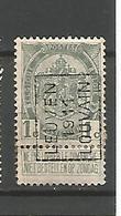 België Handrol Voorafstempeling 1630 A Leuven 1911 Louvain - Precancels