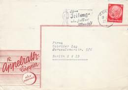 DR Firmenbrief EF Hindenburg, Appelrath Cüpper Köln Disch Haus - Storia Postale