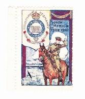 Vignette Militaire Delandre - Afrique Du Sud - Gloucestershire Yeomanry - Vignettes Militaires