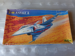 Maquette Avion Militaire-en Plastique-1/48 Airfix RAFALE A   Ref 80421 - Airplanes