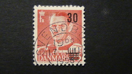 Denmark - 1956 - Mi:DK 361, Sn:DK 358, Yt:DK 365  O - Look Scan - Usati