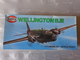 Maquette Avion Militaire-en Plastique-1/72 Airfix Wellington B.III   Ref 04001 - Airplanes