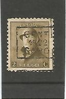 België Handrol Voorafstempeling 2862 C Ent 1922 Gand - Precancels