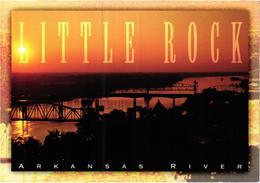 USA Arkansas Little Rock Sunset - Little Rock