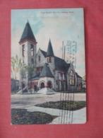 First Baptist Church Lansing Michigan       Ref 3983 - Lansing