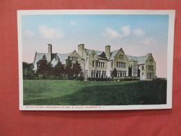 Rough Point Residence Of Wm Leeds Rhode Island > Newport    Ref 3984 - Newport