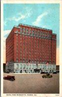 Illinois Peoria Hotel Pere Marquette Curteich - Peoria