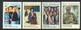 AUSTRALIA, 2020 ANZAC DAY 4 MNH - 2010-... Elizabeth II