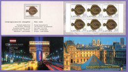 Latvia Lettland Latvija Lettonia 2004. Fishes. Booklet. Mi.# 616D. MNH - Lettonie