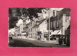 44 Loire Atlantique, PORNICHET, Boulevard De La République, Animée, Commerces, Voitures, (La Cigogne) - Pornichet