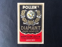 Rotterdam - Stokerij - Distillerie - Distillateurs Pollen - Rotterdam