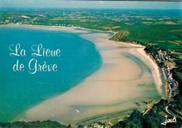 De Plestin Les Greves A Saint Michel La Lieue De Greve   CPM Ou CPSM - Plestin-les-Greves
