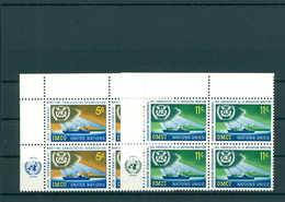 UNO NEW YORK 1964 Nr 138-139 Postfrisch (200731) - ONU