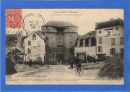 48 LOZERE - MARVEJOLS Porte Du Soubeyrau - Marvejols