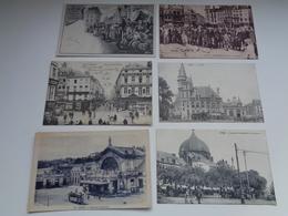 Beau Lot De 60 Cartes Postales De Belgique  Liège    Mooi Lot Van 60 Postkaarten Van België  Luik - 60 Scans - Postkaarten