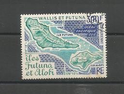 78     Carte Des Iles           (clasyverouge25) - Luftpost