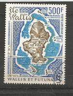 79     Carte Des Iles           (clasyverouge25) - Luftpost