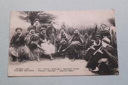 ALGERIAN Soldiers - Goumiers Algériens ( N° 2220 - Dehaeck ) Anno 1917 ( Voir / See Photo ) ! - Weltkrieg 1914-18