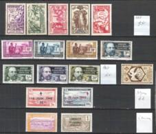 COLONIES Françaises Anciennes **/*/O Départ à € 1,00 - Collections