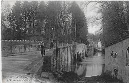 Brunoy. L'Yerres Au Pont De Boussy. - Brunoy
