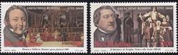 San Marino, 1992, 1491/92, MNH **, Gioachino Rossini. - Unused Stamps