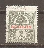 Hungría-Hungary Nº Yvert Periódico-9 (usado) (o) - Newspapers