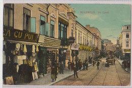 Cpa Roumanie 1913 - Roumanie