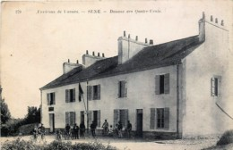 France - 56 - Environs De Vannes - Sene - Douane Des Quatre-Vents - Vannes
