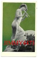 CPA - Une Jolie Jeune Femme Jouant De La Flute En 1906 - Edit. C Et R. S. Paris - Frauen