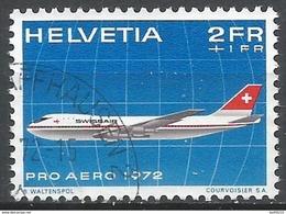 Schweiz Mi. Nr.: 968 Gestempelt (szg70er) - Schweiz