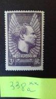 FRANCE N° 338a ** - Unused Stamps