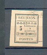 REU 711 - YT Taxe 1 ° Obli - Réunion (1852-1975)