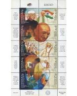 Ref. 178704 * MNH * - VENEZUELA. 1997. 50TH ANNIVERSARY OF INDIA'S INDEPENDENCE . 50 ANIVERSARIO DE LA INDEPENDENCIA DE - Venezuela