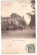 CAHORS - Boulevard Gambetta. - Cahors