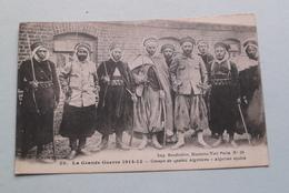 Spahis AlgériensLa Grande Guerre 1914-15 ( N° 58 - Baudinière ) Anno 1915 ( Voir / See Photo ) ! - Weltkrieg 1914-18