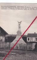 CP 62  - SOUCHEZ -  Le Monument Aux Enfants De Souchez Morts Pour La France - France