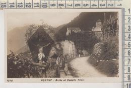 Merano Salita Al Castello Tirolo 1919 - Merano