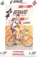 Cyclisme, Stéphane Ravaleu - Radsport