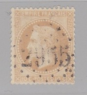 GC 2955 Pont St Pierre ( Dep 26 ) S / N° 28 - Marcophilie (Timbres Détachés)