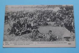 Les Troupes CANADIENNES - CANADIANS Troops - GUERRE 1914 ( ELD - 9me Serie ) Anno 19?? ( Voir / See Photo ) ! - Weltkrieg 1914-18