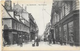 BOURGES : RUE MOYENNE - Bourges